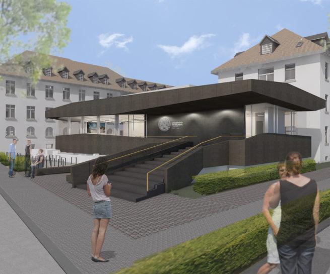 Daniel eno lippold innenarchitektur umbau sanierung for Innenarchitektur heidelberg